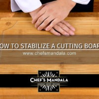 Lesson 1 – How to Stabilize a Cutting Board
