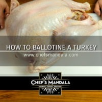 Lesson 122 – How to Ballotine a Turkey