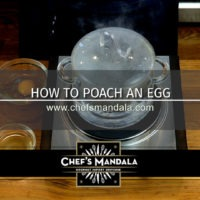 Lesson 127 – How to Poach an Egg (Clear Pot)