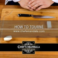 Lesson 18 – How to Tournée a Vegetable