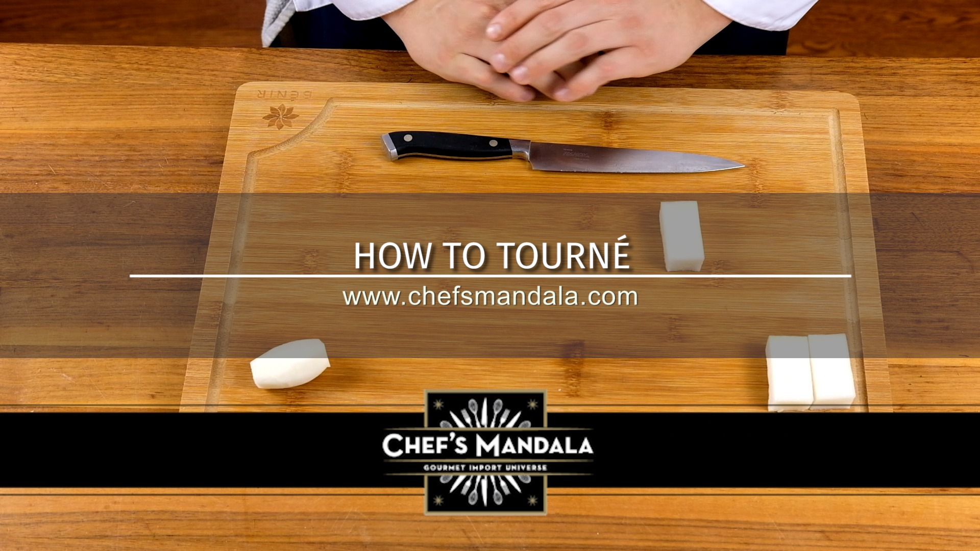 HOW TO TOURNE