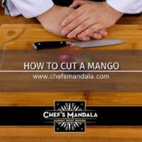 Lesson 28 – How to Cut a Mango