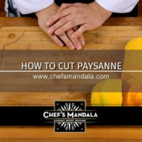 Lesson 36 – How to Cut Paysanne