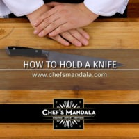 Lesson 13 – How to Hold a Knife (More Tips)