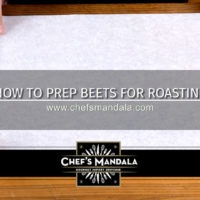 Lesson 73 – How to Prep Beets for Roasting