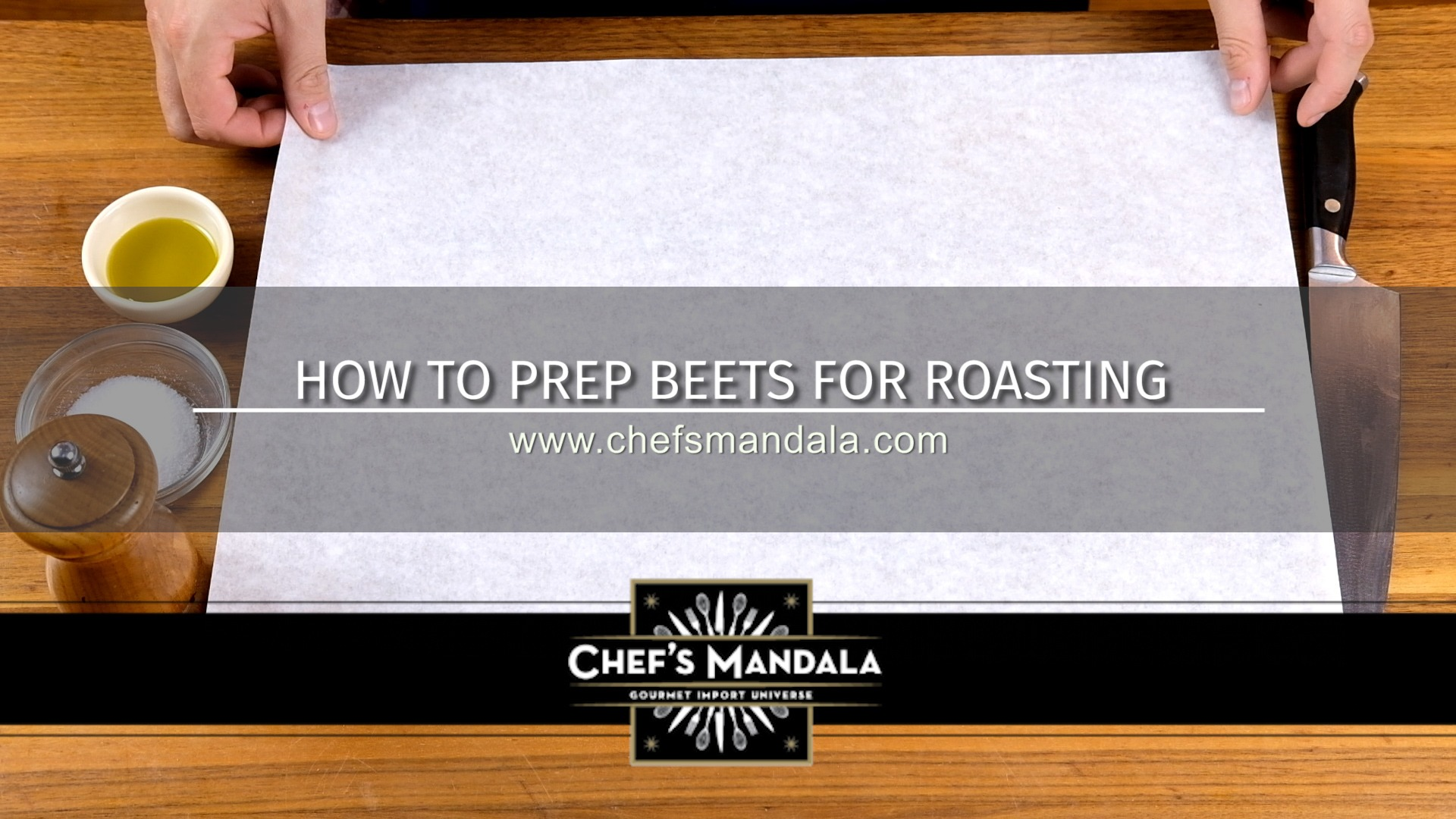 HOW TO PREP BEETS FOR ROASTING