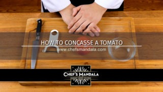 HOW TO DO TOMATO CONCASSE