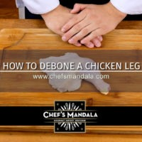 Lesson 94 – How to Debone a Chicken Thigh