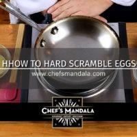 Lesson 95 – How to Hard Scramble an Egg
