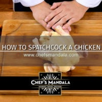 Lesson 96 – How to Spatchcock a Chicken