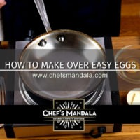 Lesson 99 – How to Make Over-Easy Eggs