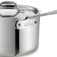 all-clad sauce pan