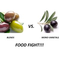 Blends vs Monovarietal EVOO
