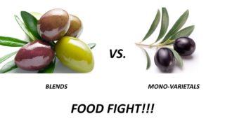 Blends vs Monovarietal EVOO