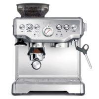 breville barista, commercial espresso maker
