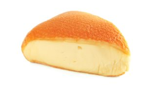 Chaumes, French, cheese, cow, rubber