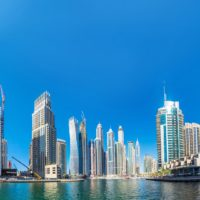 Dubai – Traffic Makes the Real Voyage of Discovery Stationary