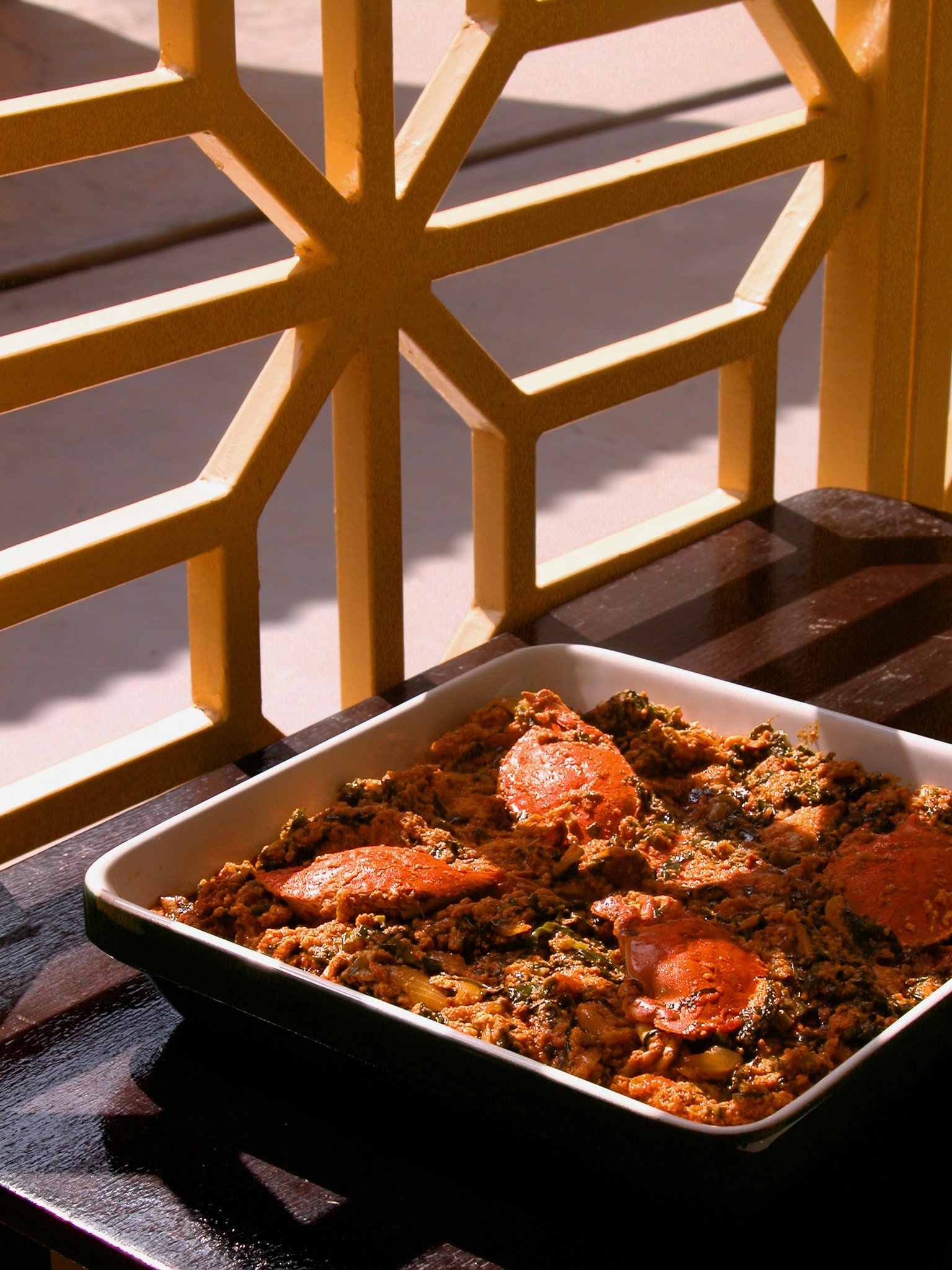 ghana, Palaver stew