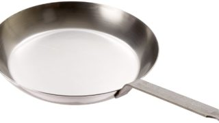 Matfer frying pan, black steel, fry pan, skillet