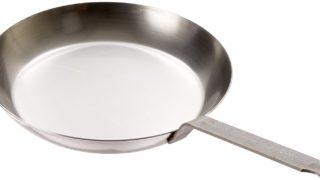 Matfer frying pan, black steel, fry pan, skillet