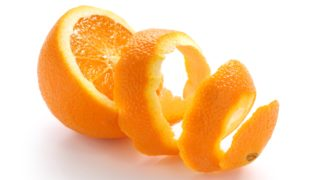 zest, peel, orange, citrus