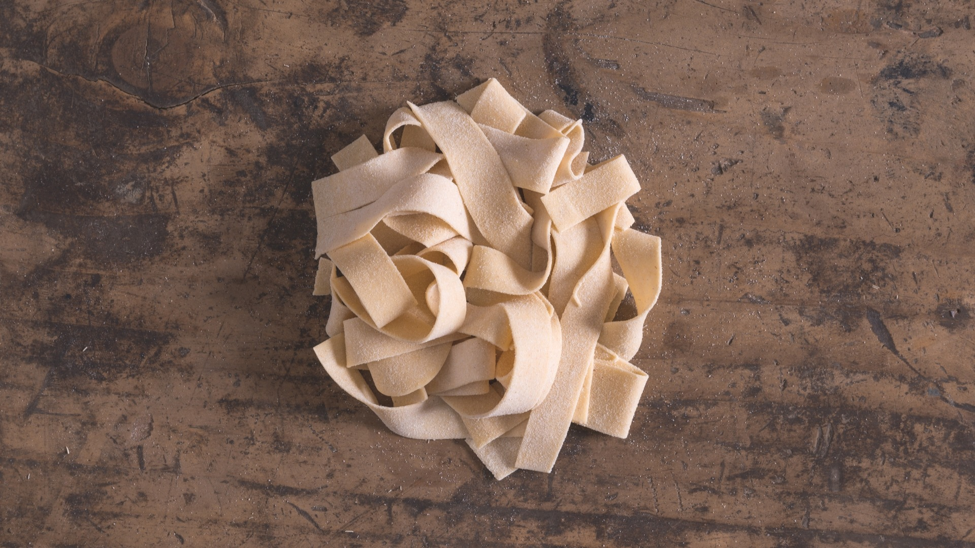 pappardelle, pasta