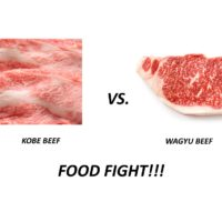FOOD FIGHT!! BEEF – Kobe vs. Wagyu