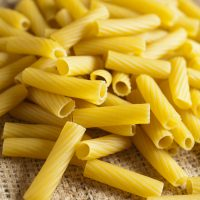 ARCHAEOLOGY OF PASTA – Ziti