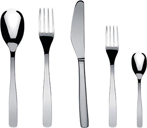alessi's flatware, knife, fork, spoon, set