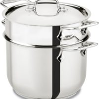 All Clad Steel Pasta Pot