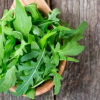 ARCHAEOLOGY OF FRUITS & VEGETABLES – Arugula (Rucola)