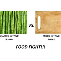 Bamboo vs Wood Cutting Board