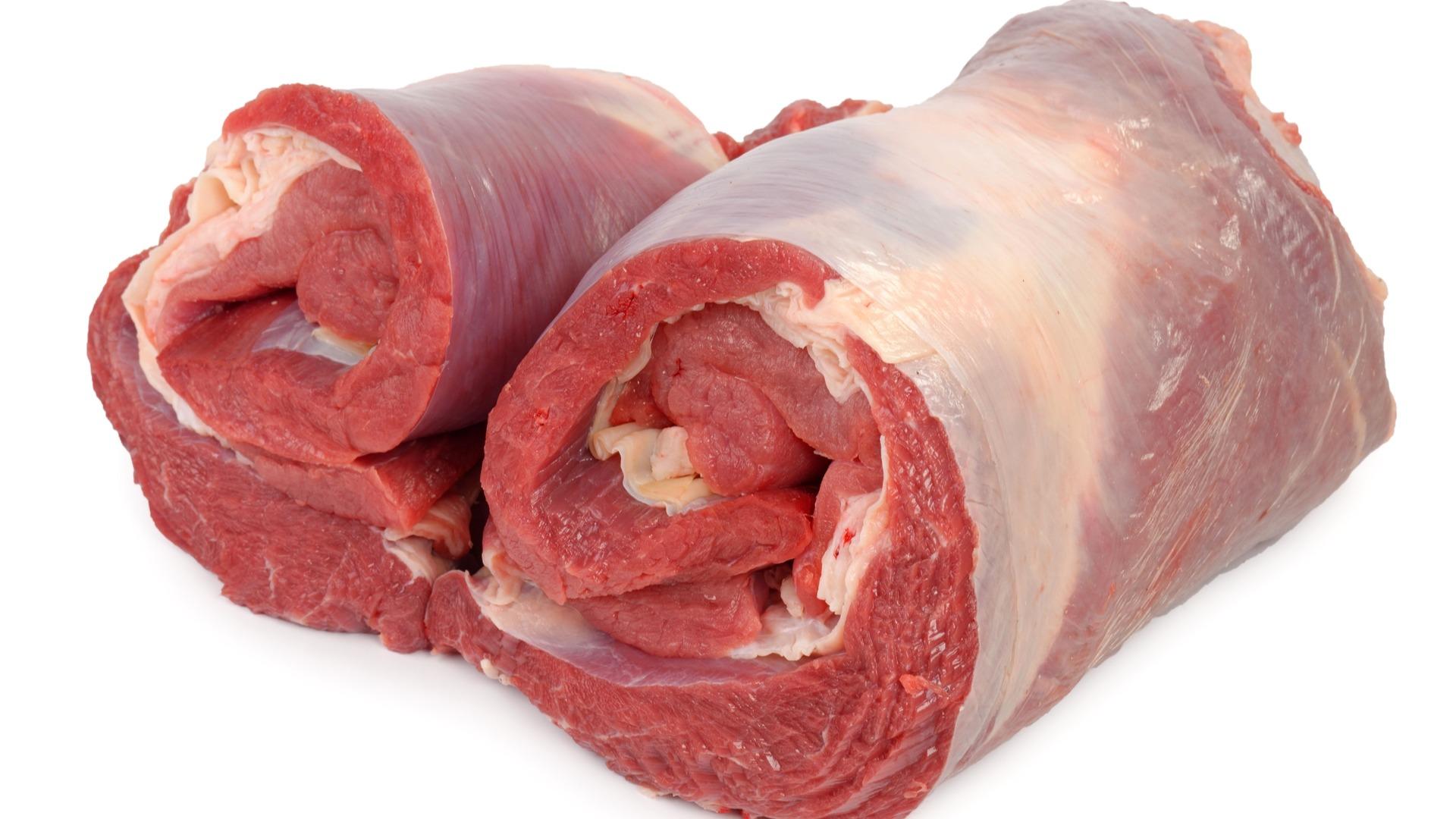 flank steak, meat, rear