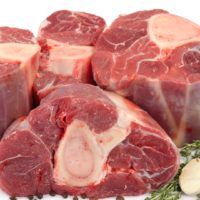 ARCHAEOLOGY OF MEAT – beef shank (beef)