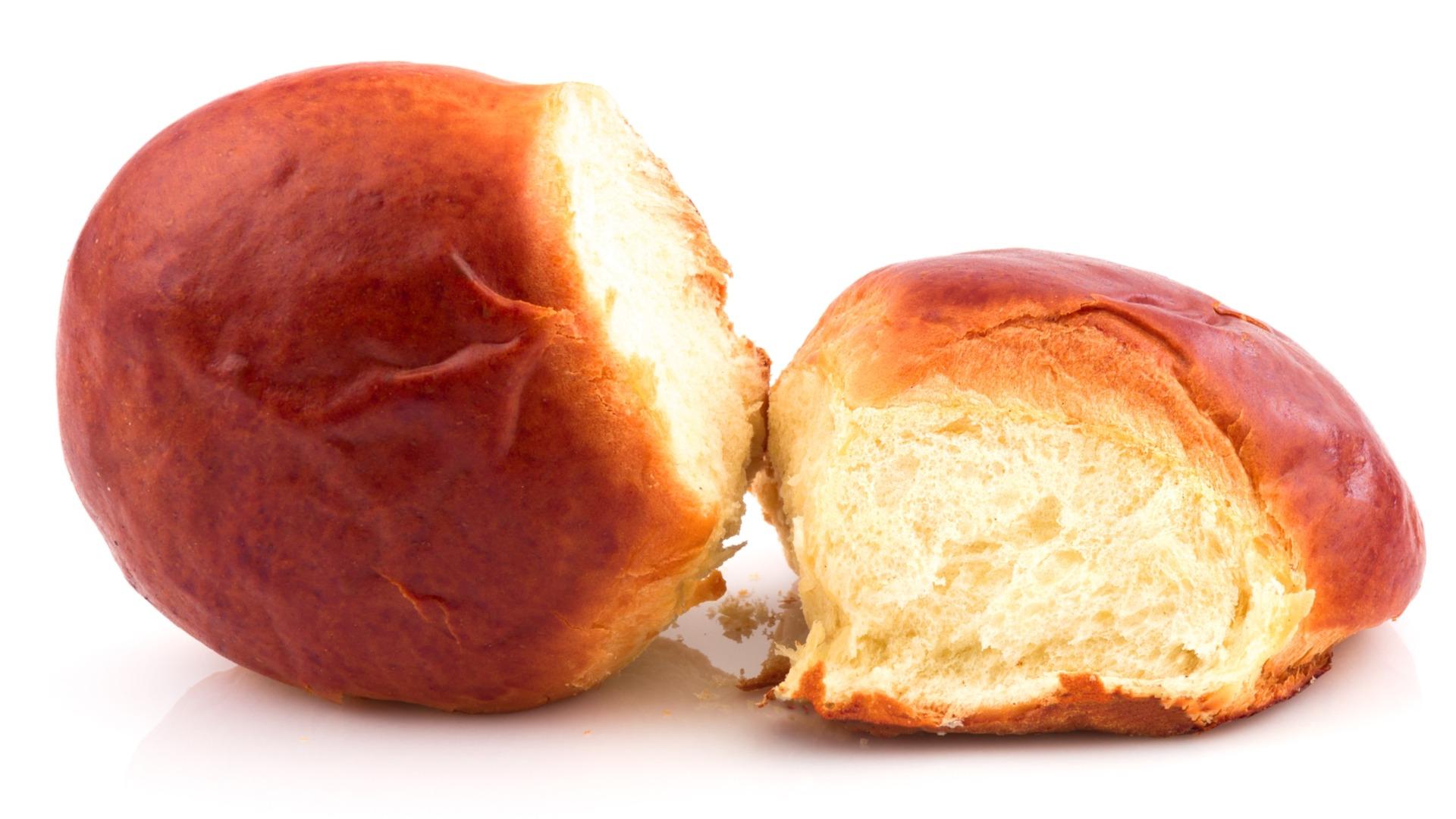 brioche, bread