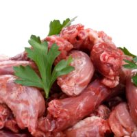 ARCHAEOLOGY OF MEAT – neck (chicken)
