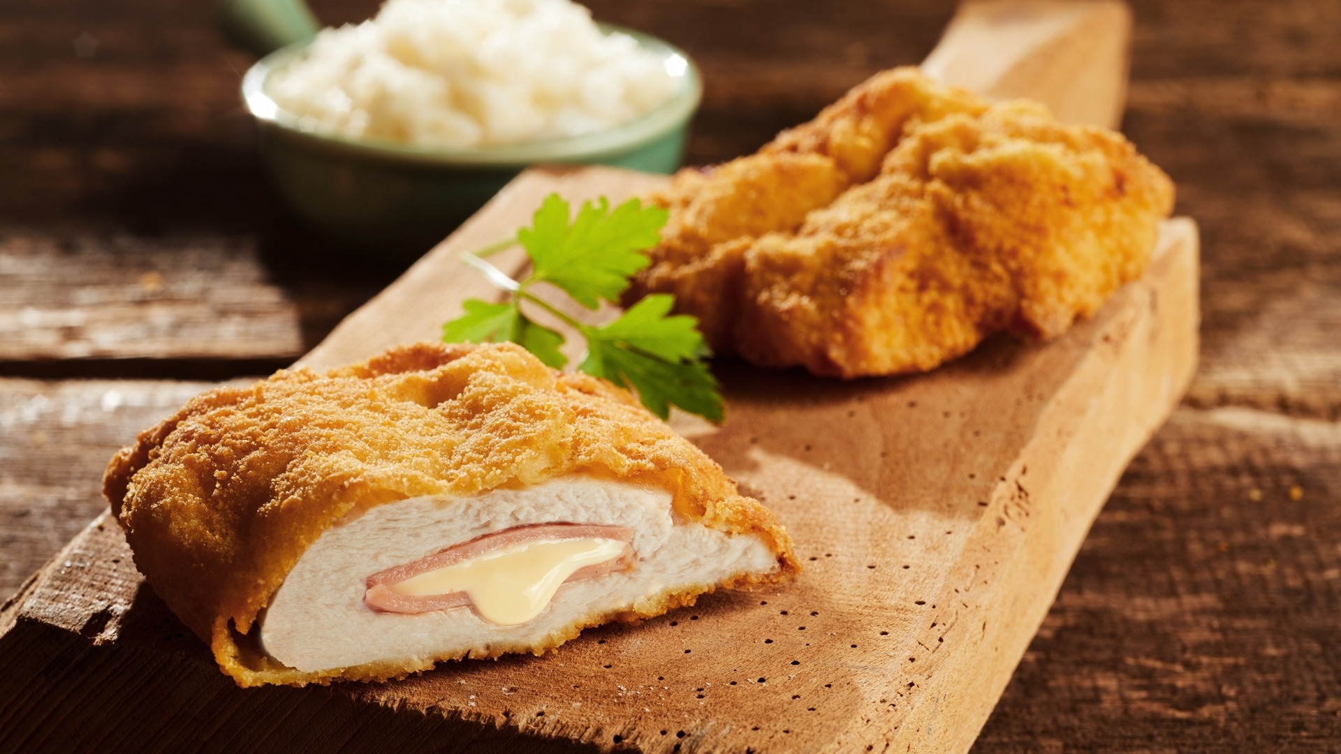 Cordon Bleu,chicken