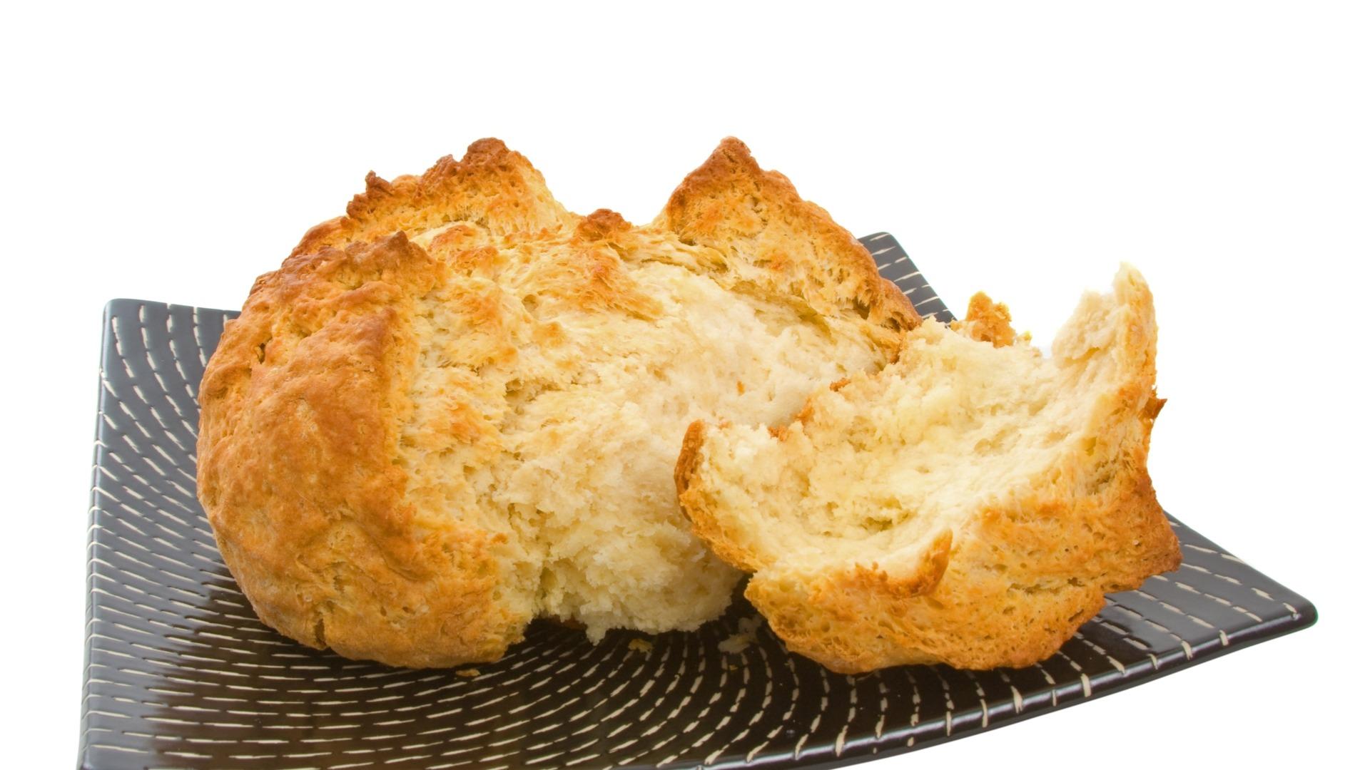 damper loaf, bread