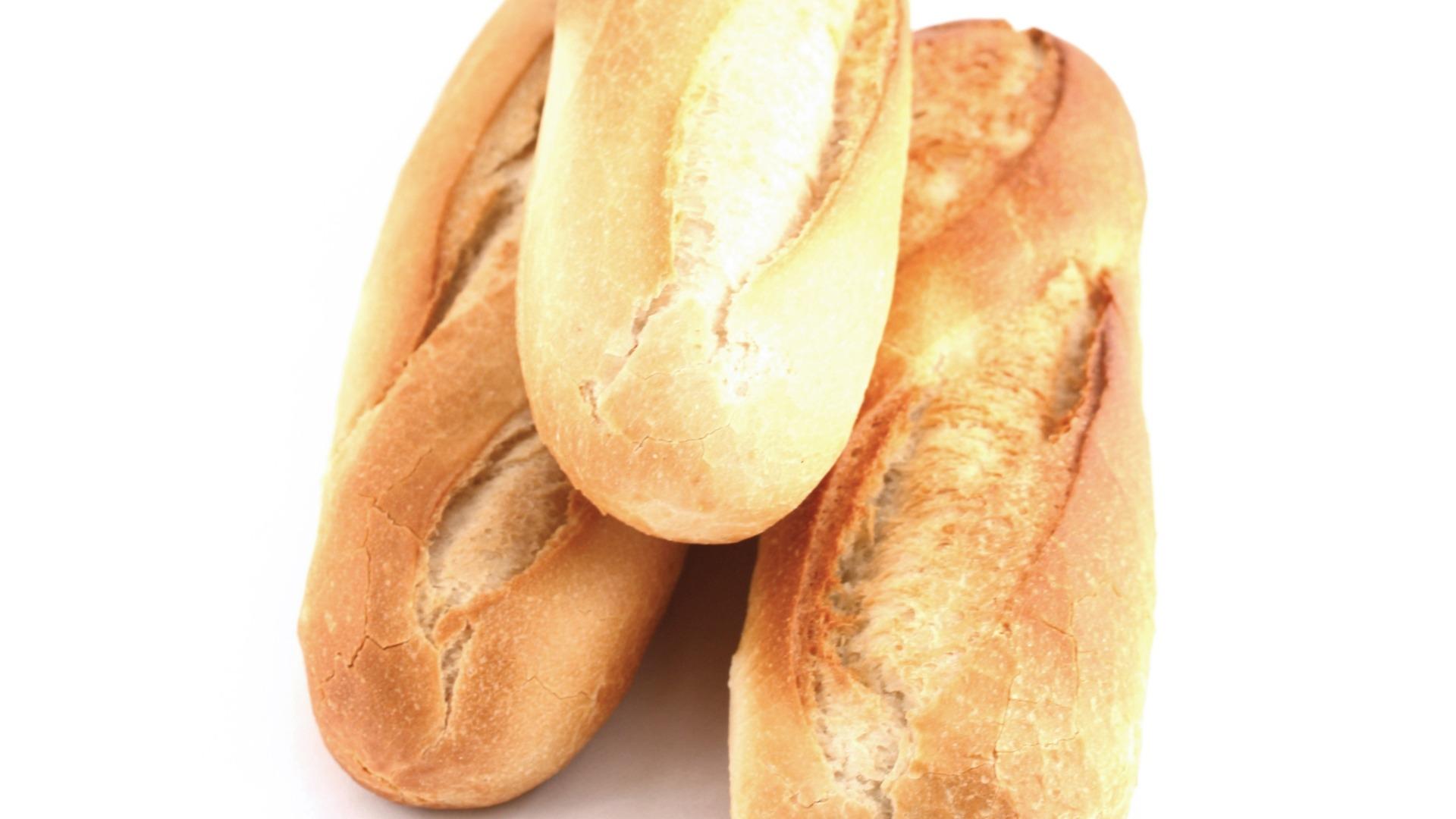 Flutes Bread
