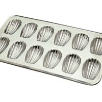 GOBEL MADELEINE SHEET PAN (12 MUFFINS)