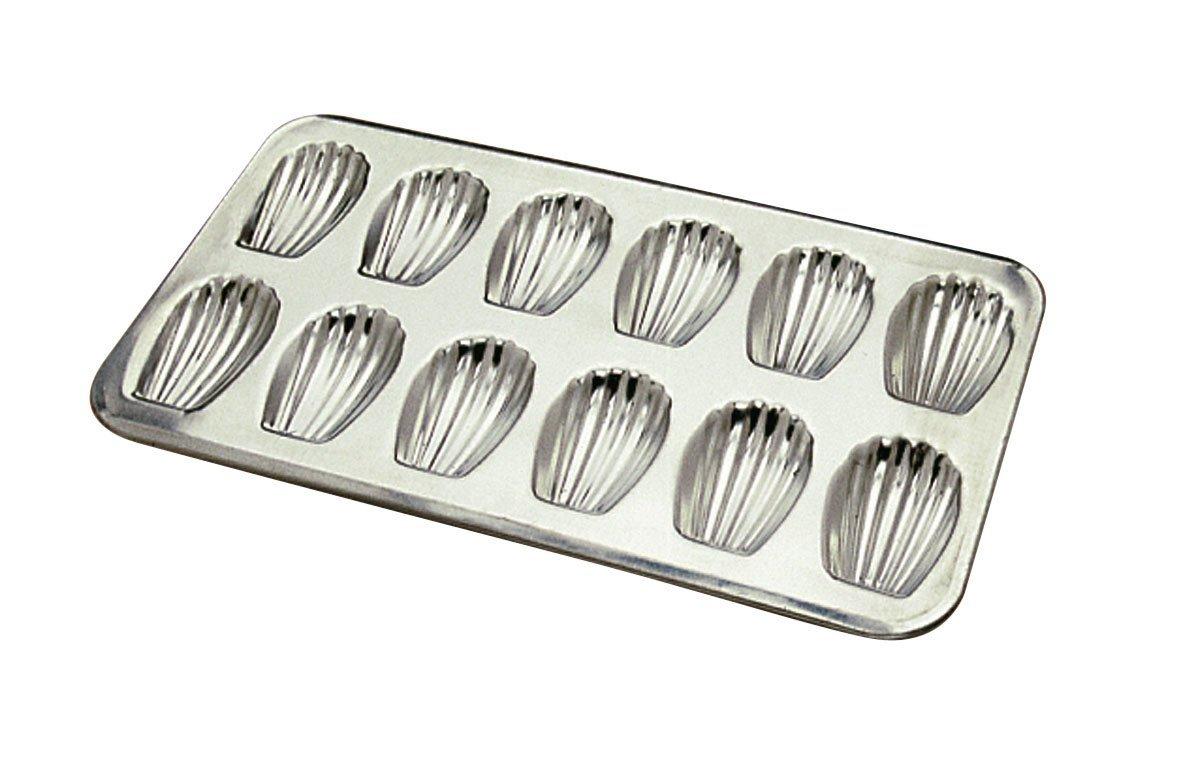 Gobel, madeleine sheet, pan, French, cake, muffin