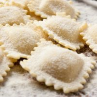 ARCHAEOLOGY OF PASTA – Ravioli
