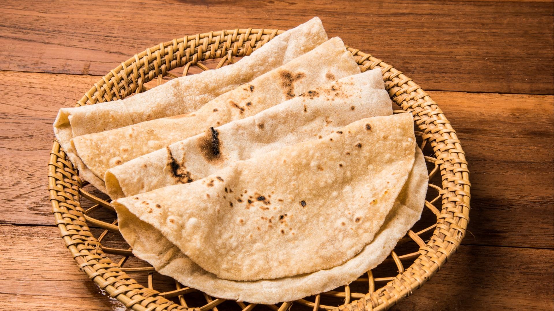 Roti Chapati Bread
