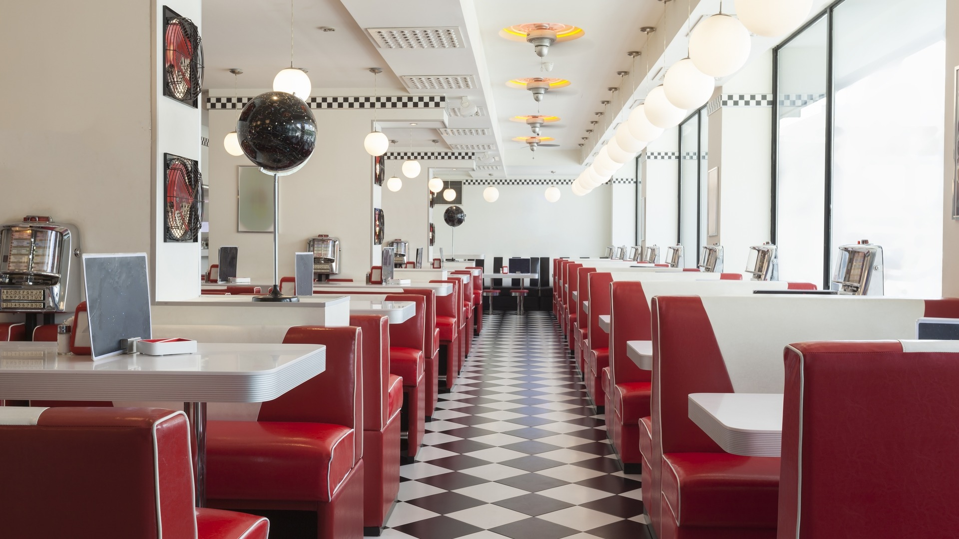 Jerry Seinfeld diner