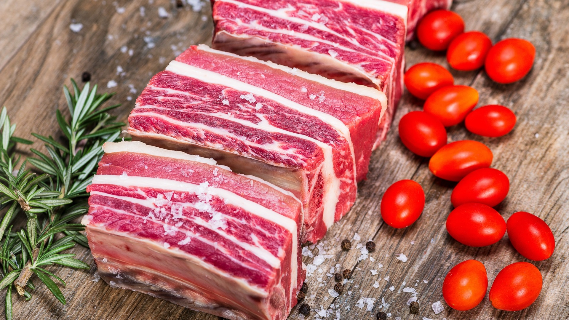 Short Ribs Beef
