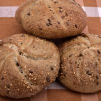 ARCHAEOLOGY OF BREAD – Wholemeal Rye
