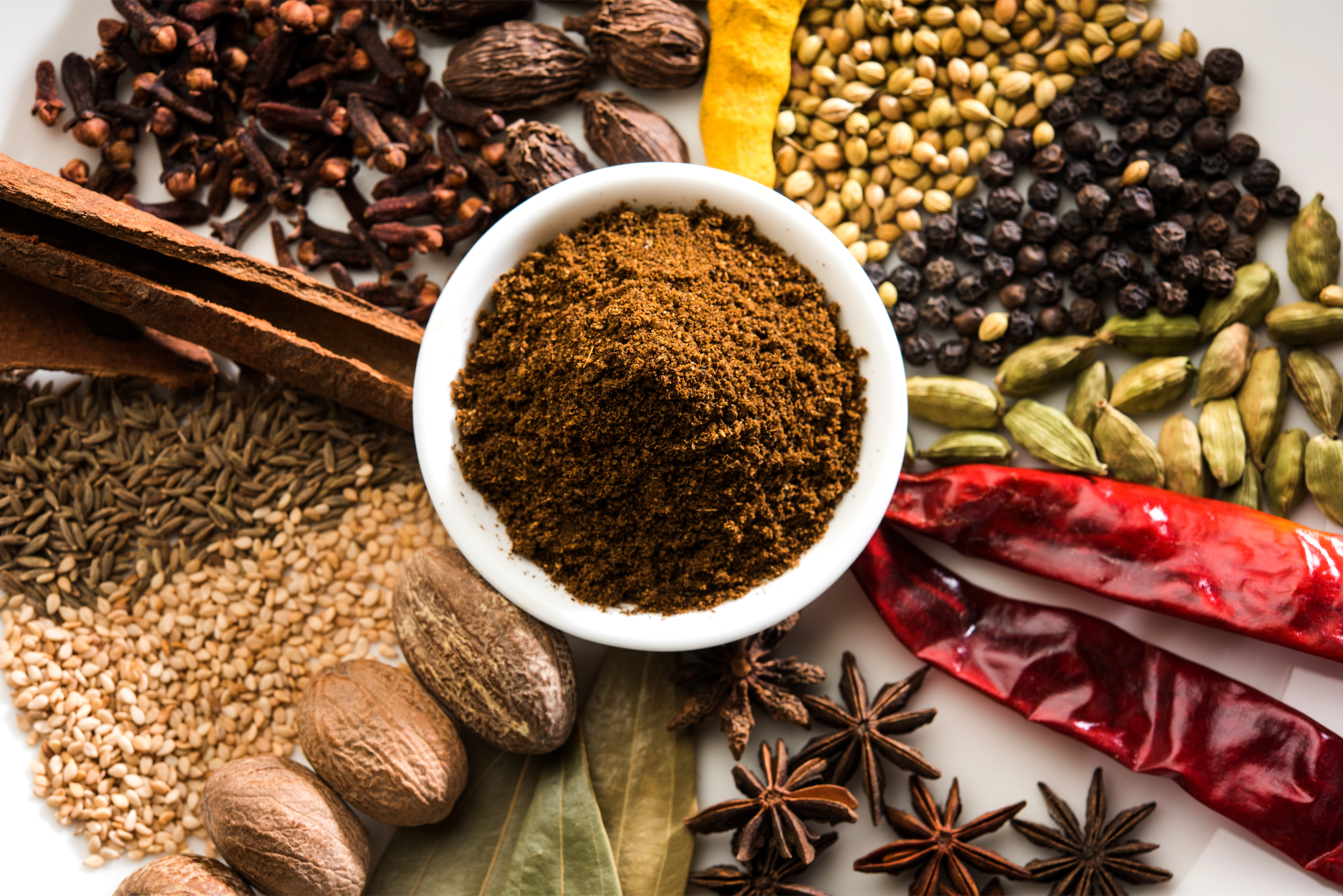 ARCHAEOLOGY OF HERBS & SPICES - Garam Masala - Chef's Mandala