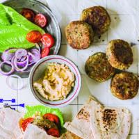 Bulgur Falafel