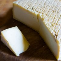 garrotxa, cheese, spanish