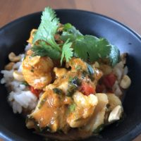 Lorilynn's Thai Style Fish Curry